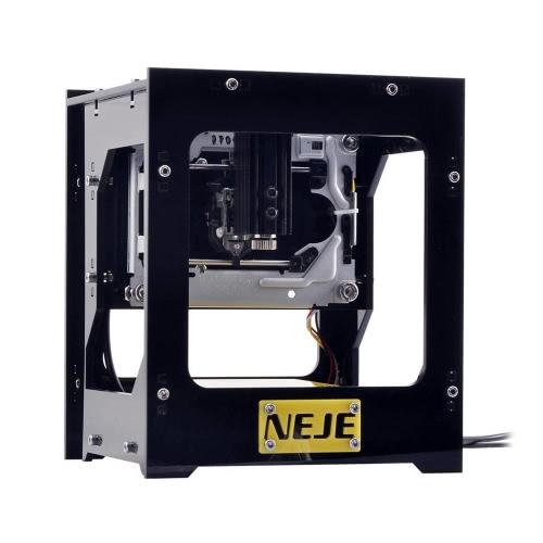 NEJE DK-8-3 300mW Mini USB Laser Engraver Printer Carver Automatic DIY Engraving Machine with Protective Glasses