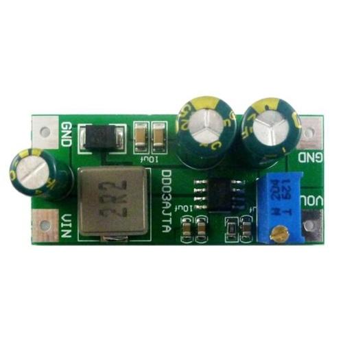 DCtoDC-Aufwärtswandlermodul DC2.7-5.5V bis DC3.5-24V Ausgangsspannung einstellbare Aufwärtsplatine