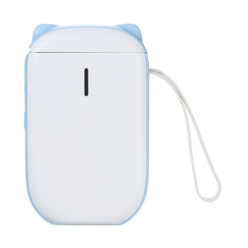 KKmoon Mini stampante termica portatile Stampante termica Stampante termica ricaricabile per etichettatrice Nome Prezzo Stampante per etichette adesive