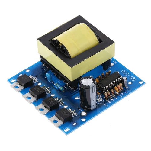 Convertitore DC-AC DC12V a 220V 380V 18V AC 500W Inverter Board