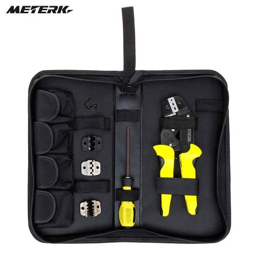 Meterk Professional 4 en 1 Pince à sertir Wire seulement € 18.32