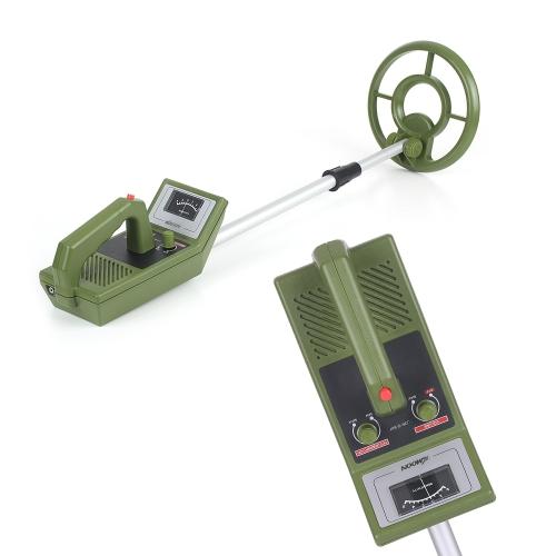 KKmoon haute sensibilité souterrain détecteur de métaux or détecteurs trésor chasseur argent cuivre détecteur traqueur