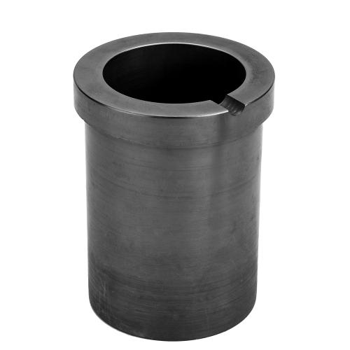 高温金および銀金属製錬ツール用高純度溶融黒鉛ルツボ