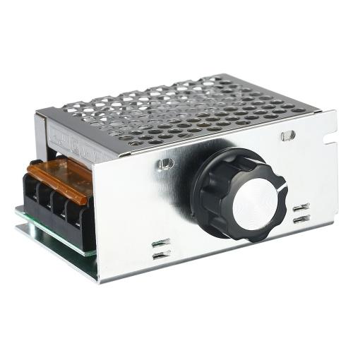 4000W AC220V Regolatore di tensione elettronico SCR ad alta potenza Dimmer Termostato Regolatore di temperatura Regolatore di potenza Modulo di monitoraggio