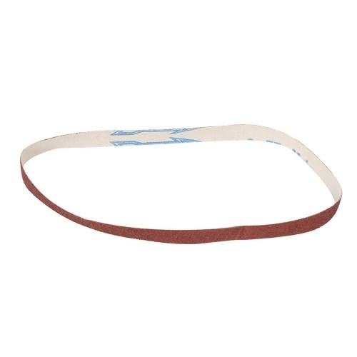 10 pezzi di levigatura e lucidatura sostituzione levigatura cintura di carta per macchina smerigliatrice angolare