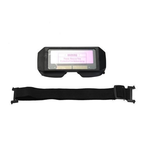 Occhiali protettivi per saldatura Occhiali solari automatici per cambio luce Occhiali per saldatura Maschere