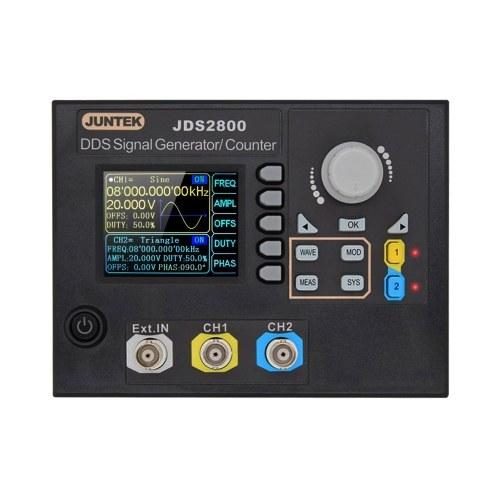 JUNTEK JDS2800-15MHz Signal Generator