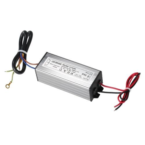 Interruttore trasformatore adattatore alimentatore driver corrente costante a LED da 50W