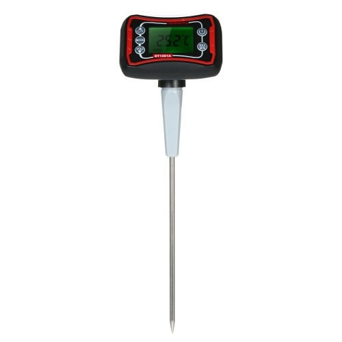 Digital Food BBQ, der Thermometer kocht