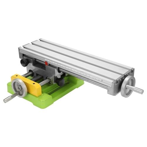 Мини-составной рабочий стол фрезерный рабочий тиски сверлильный станок 6350