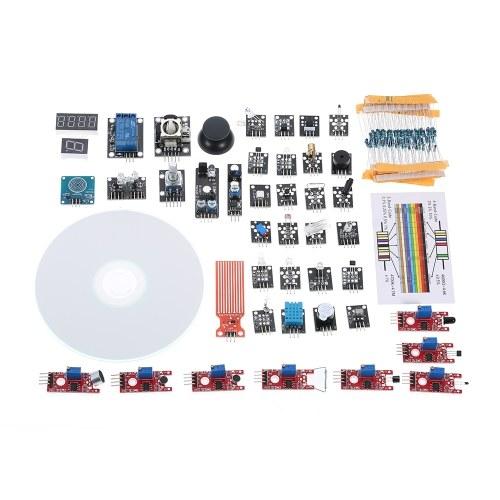 37 em 1 kit de módulo de sensor de caixa para Arduino UNO