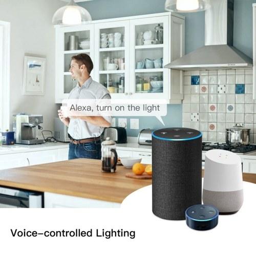 Wifi Intelligent Light Switch DIY Breaker Module APP Remote Control Works with Alexa Google Home