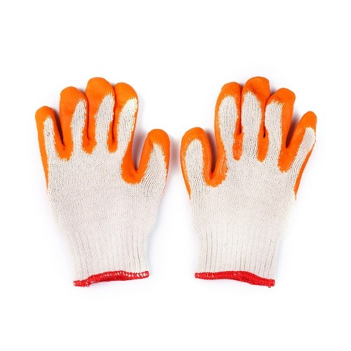 Wearproof Cut Resistant Working Work Gloves Palm Coated Construction Gardening Woodworking Fishing Gloves for Men Women