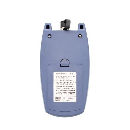 TL-520 Handheld Optical Power Meter Universal Connector Fiber Light Decay Testers Machine Fiber Optic Cable Tester Visual Fault Locator