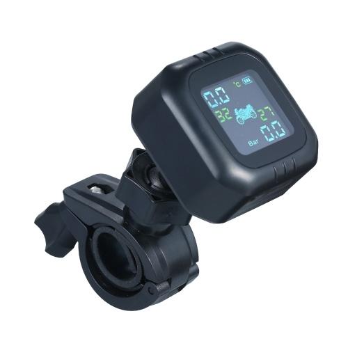 Sistema di monitoraggio della pressione dei pneumatici per moto