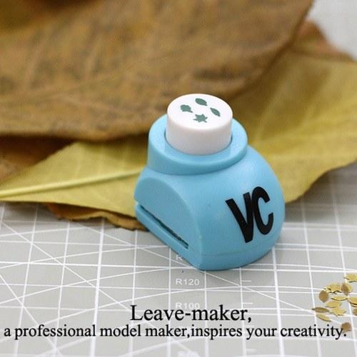 4 In 1 Model Scene Leaf Maker Sand Table Accessories Model Leaves DIY Tool