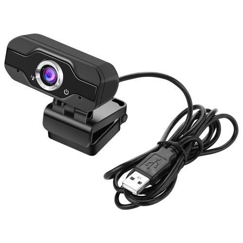 Mini webcam multifunzione ad alta definizione USB Webcam 1080P Computer incorporato 8 metri Microfono per la riduzione del rumore