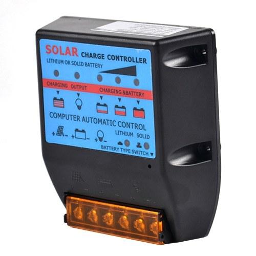 街路灯専用インテリジェントソーラーエネルギーコントローラー耐久性のあるプラグアンドプレイ太陽光発電パネル充電コントローラー