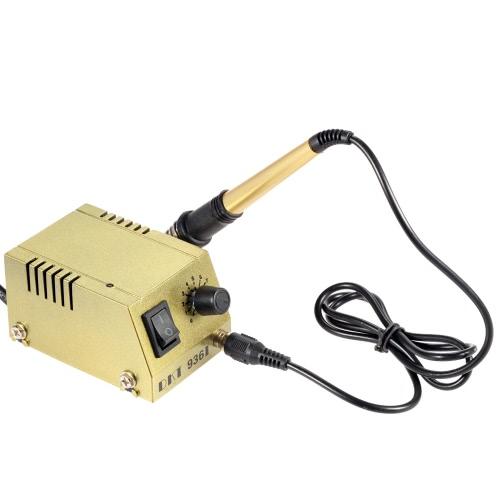 Высокое качество Мини паяльная станция пайки железа, сварочное оборудование для SMD SMT DIP