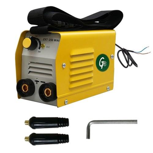 220 V 20-250A Current Adjustable Portable Household Mini Electric Welding Machine IGBT Invert Digital Soldering Equipment ZX7-250