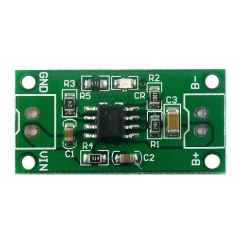 NiMH-Akku-Lademodul-Ladekarte mit Schutz 3-Zellen (3S) 4,5 V ohne Anschluss