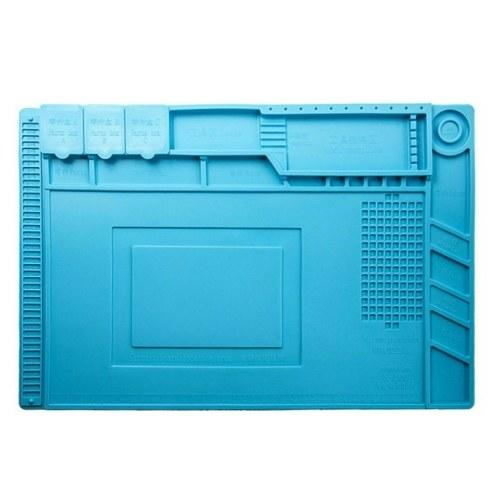 Силиконовая магнитная теплоизоляционная подставка Верстак Паяльник Ремонт электроники