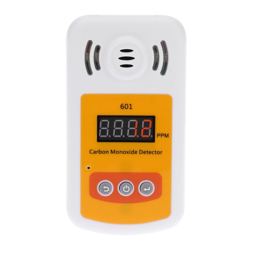 Tragbarer Mini-Kohlenmonoxid-Detektor