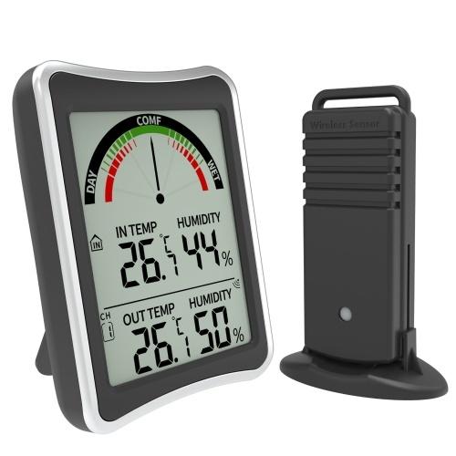 Внутренние Наружные термометры Беспроводные термометры Гигрометры Электронные дистанционные двухканальные термометры