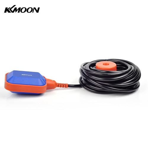 KKmoon High Quality 8m Automatic Square Float Switch Liquid Fluid Level Controller Sensor for Water Tank Tower