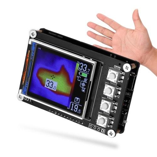 Simple Thermal ImagerAMG8833センサー1.6インチTFTディスプレイ画面10Hzデータリフレッシュレート