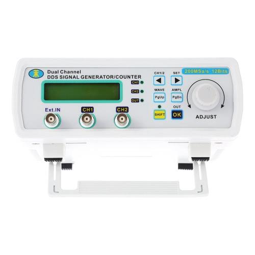 High Precision Digital Dual-channel DDS Function Signal Generator
