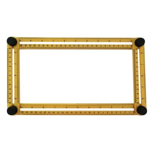 Multi-Angle Lineal Vorlage Werkzeug