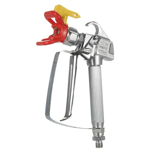 Brand New 3600PSI High Pressure Airless Paint Spray Gun With 517 Spray Tip & Nozzle Guard for Graco Wagner Titan Pump   Sprayer And Airless Spraying Machine