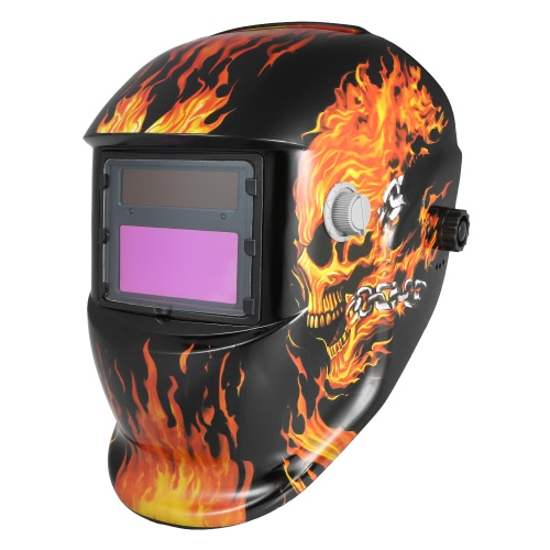 Solar Energy Welding Helmet Auto Darkening Welding Helmets