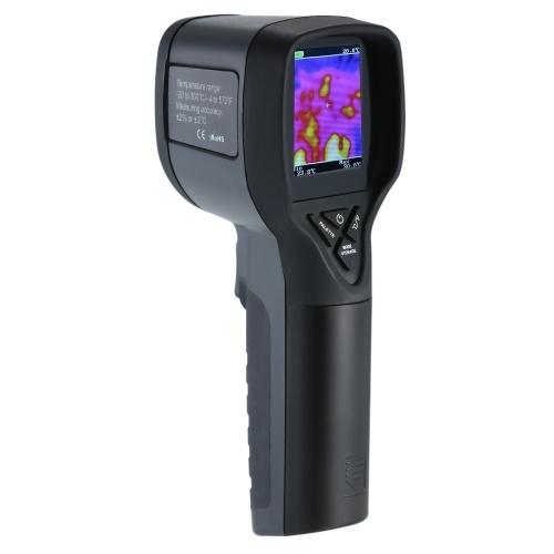 -20 ~ 300 ° C / -4 ~ 572 ° F Профессиональная мини-ЖК-цифровая портативная термопреобразовательная камера Инфракрасный термометр