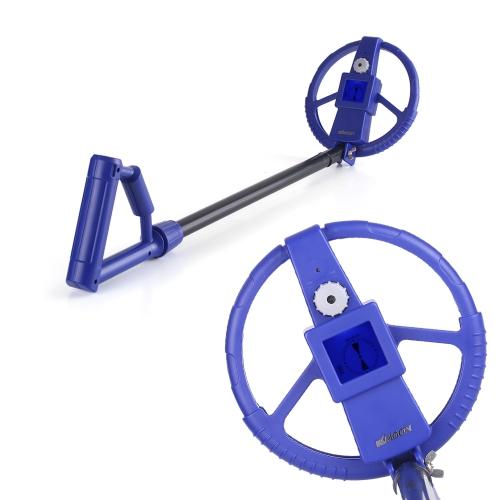 KKmoon Children Lightweight Metal Detector Buscador de ouro Pesquisador de tesouros Pesquisador de detecção de metralhadores de caçadores de tesouros para crianças