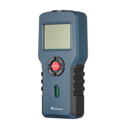 16m Digital Handheld Ultrasonic Range Finder Laser Distance Meter