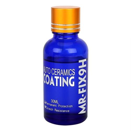 Liquido della vernice del motociclo di Glasscoat auto del cappotto ceramico di qualità eccellente liquido 9H