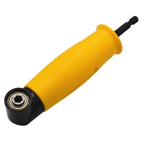 直角ドリルアタッチメントアダプター90度コードレスチャックナロースペースメンテナンスヘルパー