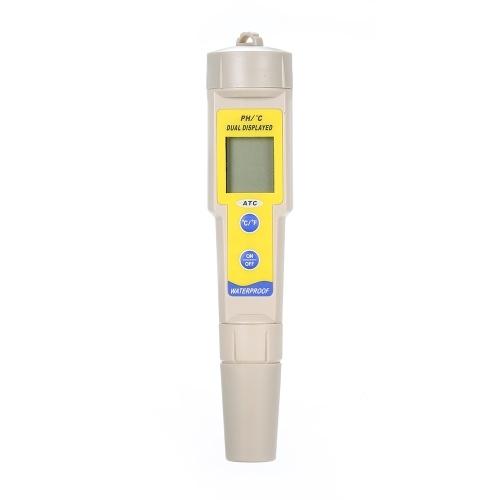 Smart Sensor Backlight Pen Type Digital Aquarium Ph Meter Sensor Acidometer Water Quality Tester Household Drinking Solution Consumers First Measurement & Analysis Instruments Ph Meters