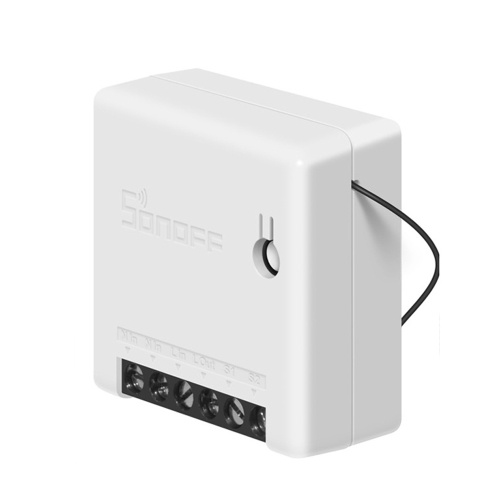 SONOFF Mini Two Way Intelligent Switch 10A Supports DIY Mode Household  Appliance Automation Smart Switches