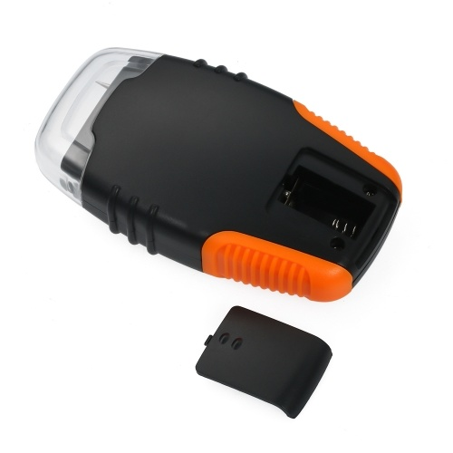 Handheld LCD Digital Holzfeuchtemessgerät Tester Baumaterial Feuchtigkeitsmesser Pin-Typ (keine Batterie)