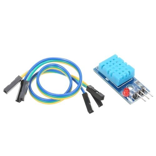 DHT11 Digital Module Temperature and Relative Humidity Sensor Module