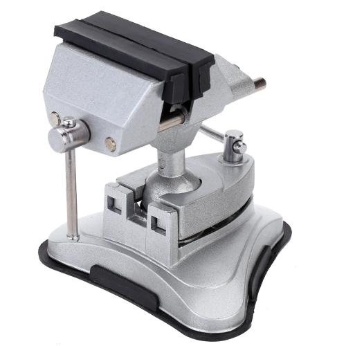 Pinza clip-on 360 ° Vice morsa per trapano elettrico Stent panca vite morsetto Grinder portautensili
