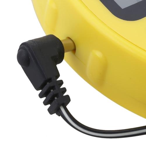Image de Professionnels haute précision Portable en ligne pH-mètre pour le pH de l'analyseur de qualité eau Aquarium Acidimeter & TEMP compteur mesure ménage potable Solution