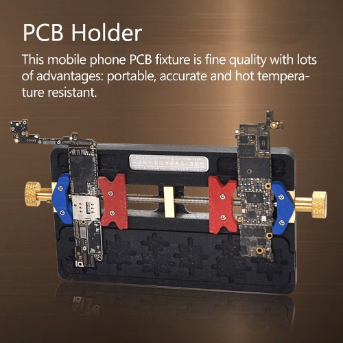 Mobile Phone Soldering Repairing Tool Motherboard PCB Holder Jig Fixture Smartphone Maintenance Accessory