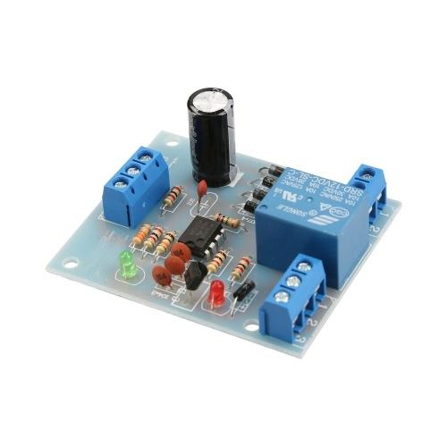 DC12V水液レベルコントローラーセンサーモジュール水位リレー検出センサーポンピング排水スイッチ制御回路基板