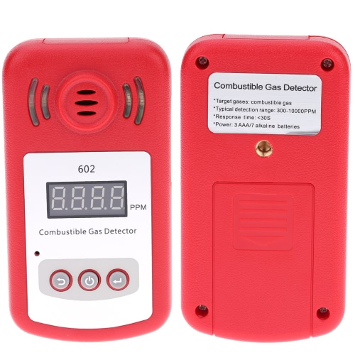 Portable Mini Combustible Gas Detector