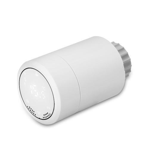 Controlador de temperatura de pantalla táctil HY367RT ZigBee, radiador termostático, controlador de temperatura inteligente para el hogar, radiador constante