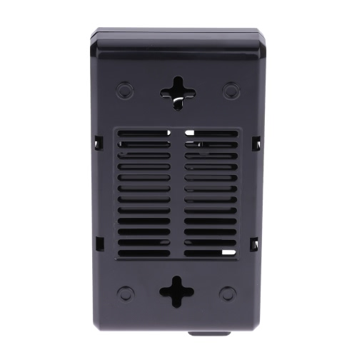 Case for Arduino Mega2560 R3 Controller Enclosure Black Computer Box with Switch